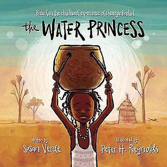 Die Wasser-Prinzessin von Georgie Badiel - Susan Verde - 9780399172588 Bo