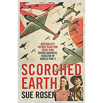 Scorched Earth - le Plan Secret de l'Australie à la guerre totale en japonais