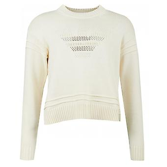 Emporio Armani sweter Logo