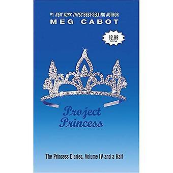 En prinsessas dagbok, volym IV och en halv: projekt prinsessa (Princess Diaries volym IV och en halv)