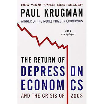 O regresso da economia da depressão e da crise de 2008