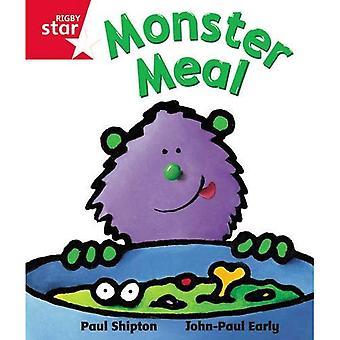 Rigby stjärnigt mottagning, Monster måltid elev bok (singel)