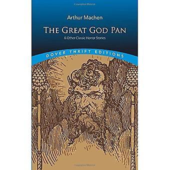 Den store Gud Pan & andre klassiske skrækhistorier