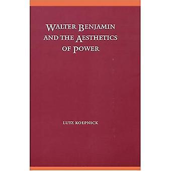 Walter Benjamin och estetiken av makt: politik i en ålder av industriella massa kultur