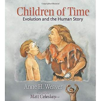 Børn af tid: Evolution og den menneskelige historie