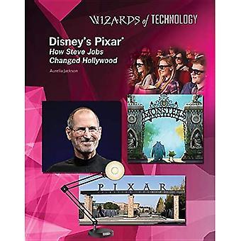 Pixar di Disney: come Steve Jobs cambiato Hollywood (maghi della tecnologia)