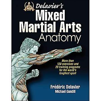 Delavier de mélangé Arts martiaux anatomie