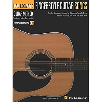 Hal Leonard Guitar Method: Fingerstyle Guitar Songs (Hal Leonard Guitar Method (Songbooks))