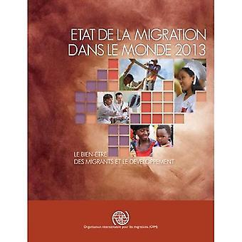 Etat de la migratie dans le monde 2013: le bien-o tre des migraties et le dveloppement (IOM wereld migratie...