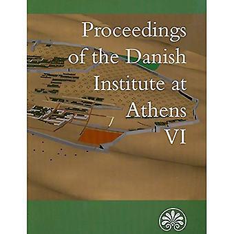 Proceedings of the Danish Institute at Athens VI