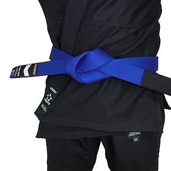 Hyperfly Deluxe BJJ Gi Belt Blue