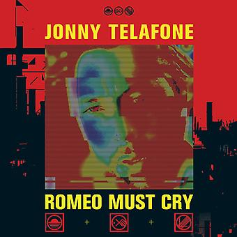 Jonny Telafone - Romeo Must Cry [Vinyl] USA import