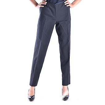 Incotex Ezbc093007 Women's Blue Polyester Pants
