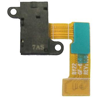 Earphone Jack Audio Flex Kabel für Sony Xperia XA1 Plus Modul Ersatzteil Anschluss