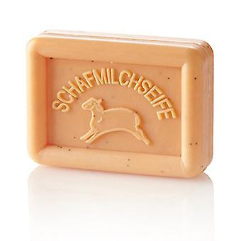 Ovis kremowy owczego mleka mydła moreli z Owocowy zapach niepowtarzalny 100 g