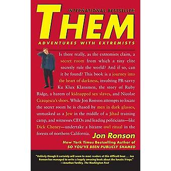 Them - Adventures with Extremists by Jon Ronson - 9780743233217 Book