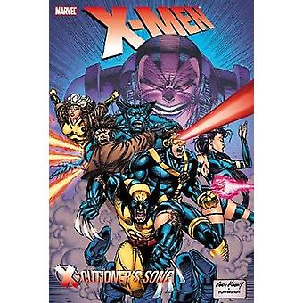 X-Men - X-Cutioner's Song (New Printing) by Scott Lobdell - Peter Davi