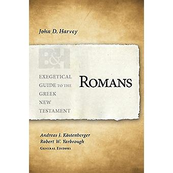 Romans by John D. Harvey - 9781433676130 Book