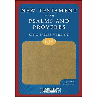 New Testament with Psalms and Proverbs - King James Version by Hendric