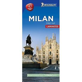 Milan - City Map Laminated - 2017 - 9782067223936 Book