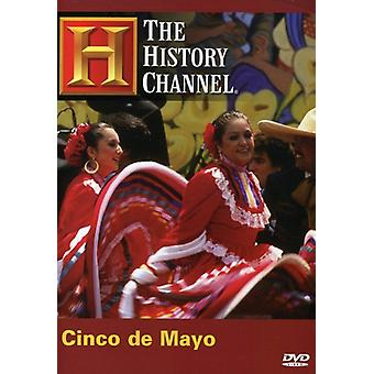 Cinco De Mayo [DVD] USA import