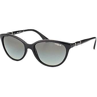 Vogue 2894SB black gloss grey gradient