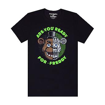 Five Nights At Freddy's Are You Ready For Freddy Boy's T-shirt