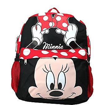 Small Backpack - Disney - Minnie Mouse Face 12