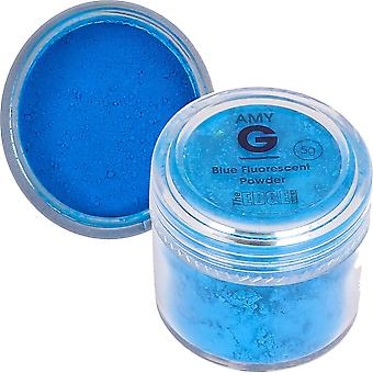 The Edge Nails Amy G - Fluorescent Nail Powders - 5g Blue (3003006)