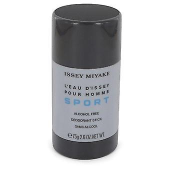 L & apos;eau d'issey pour homme الرياضة الكحول خالية من مزيل العرق عصا إيسي مياكي 543411 77 مل
