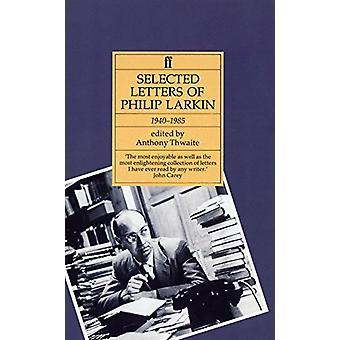 Philip Larkin - lettres choisies de Philip Larkin - livre 9780571170487