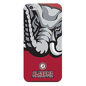 5 Pack -Mizco Sports NCAA Oversized Snapback TPU Case for Apple iPhone 6 / 6S (Alabama Crimson Tides)