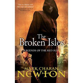 Rikki Isles - Legends of Red Sun - kirja Four (päämarkkina Ed.)