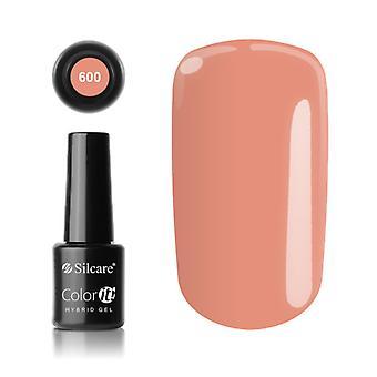 Gel Polish-Color IT-* 600 8g UV gel/LED