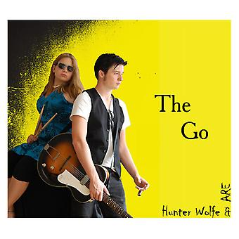 Hunter Wolfe & Are - Go [CD] USA import