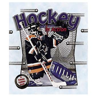 Hockey i aktion