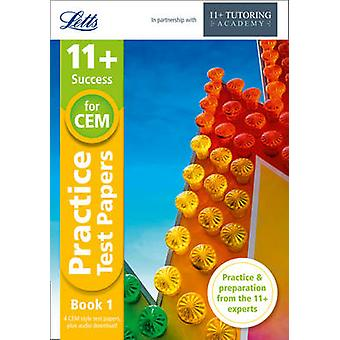 11+ Practice Test Papers Book 1 - Inc. Audio Download - For the CEM Te