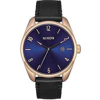Nixon the bullet watch for Women Analog Quartz with Cowskin Bracelet A4732763