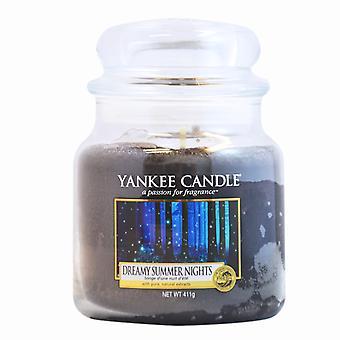 Yankee Candle Classic Médio Jar Dreamy Summer Nights Candle 411g