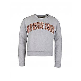 Guess? Guess Kids Glitter Logo Sweat