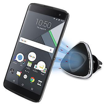InventCase Air Vent Car Mount Clip Stand Magnetic Mobile Phone Holder for BlackBerry DTEK60 2016