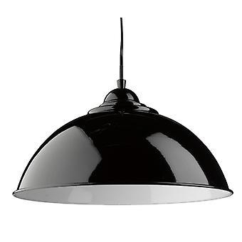 Colgante de la cúpula negra del fusible