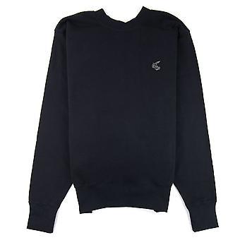 Vivienne Westwood Anglomania klein logo Sweatshirt zwart