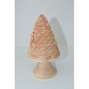Wooden Christmas Tree Christmas Tree 15 cm Christmas Christmas Decoration