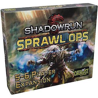 Rozšíření Shadowrun sprawl OPS-5-6 Player