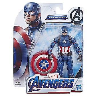 Marvel Avengers Kapitan Ameryka 6-calowy Rysunek rysunek