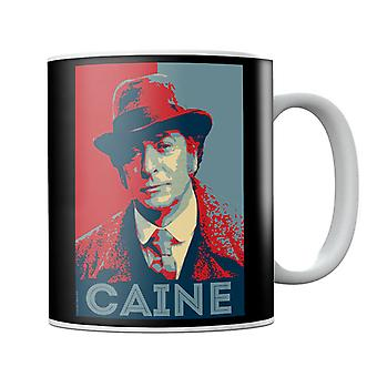 TV Times Michael Caine In Jack The Ripper Mug