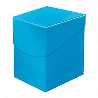 Ultra Pro 85685 Eclipse Pro 100 + Box Deck-blu cielo