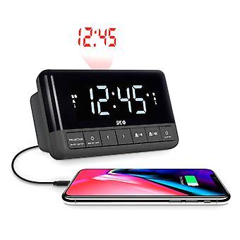 Horloge-Radio SPC Floki Max 4,3-quot;