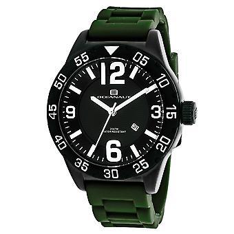 Oceanaut Men-apos;s Black Dial Watch - OC2716